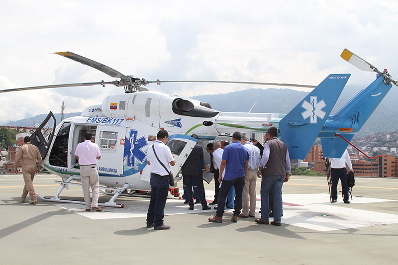 Primer-helicoptero-medicalizado-Colombia